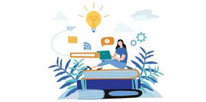 educación comercial en línea