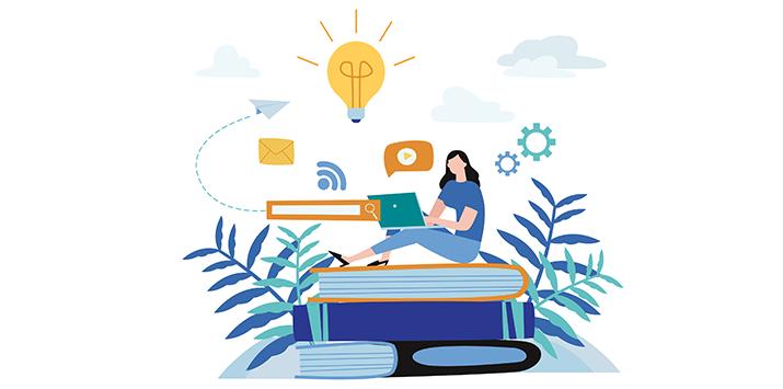 Los beneficios de obtener una educación comercial en línea